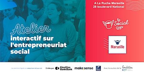 Atelier intéractif sur l'entrepreneuriat social billets