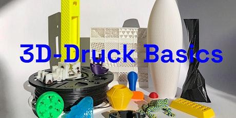 3D-Druck Basics Tickets