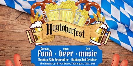 Hogtoberfest at The Hogarth tickets