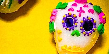 Calaveritas de Azúcar manuales, de nuestras dulces Tradiciones entradas