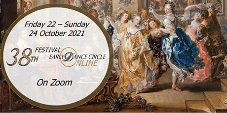Early Dance Circle Festival - Online tickets