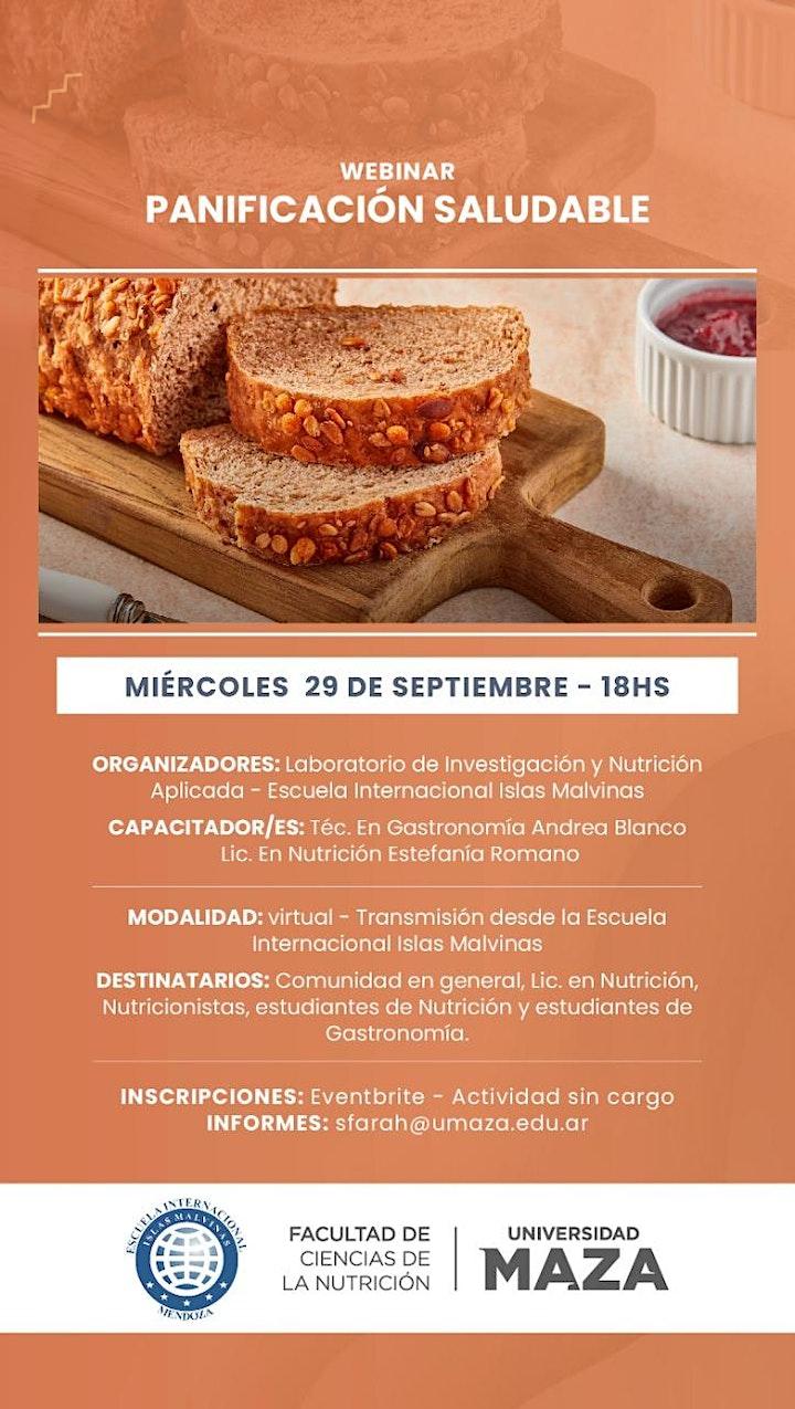 Imagen de Panificación Saludable
