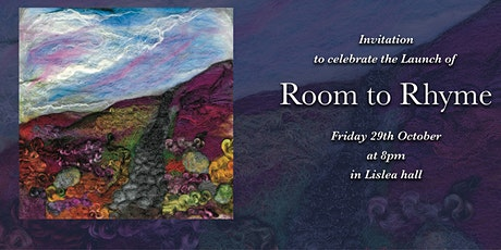 'Room to Rhyme '- Book Launch tickets