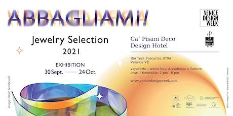 VDW Jewelry Selection - Mostra biglietti