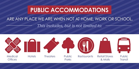 Public Accommodations and Maryland Law: The Basics tickets