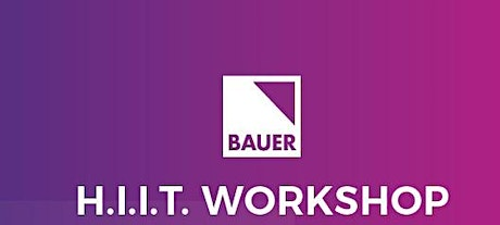 Monthly Commercial Marketing Update - BAUER MEDIA EMPLOYEES ONLY billets