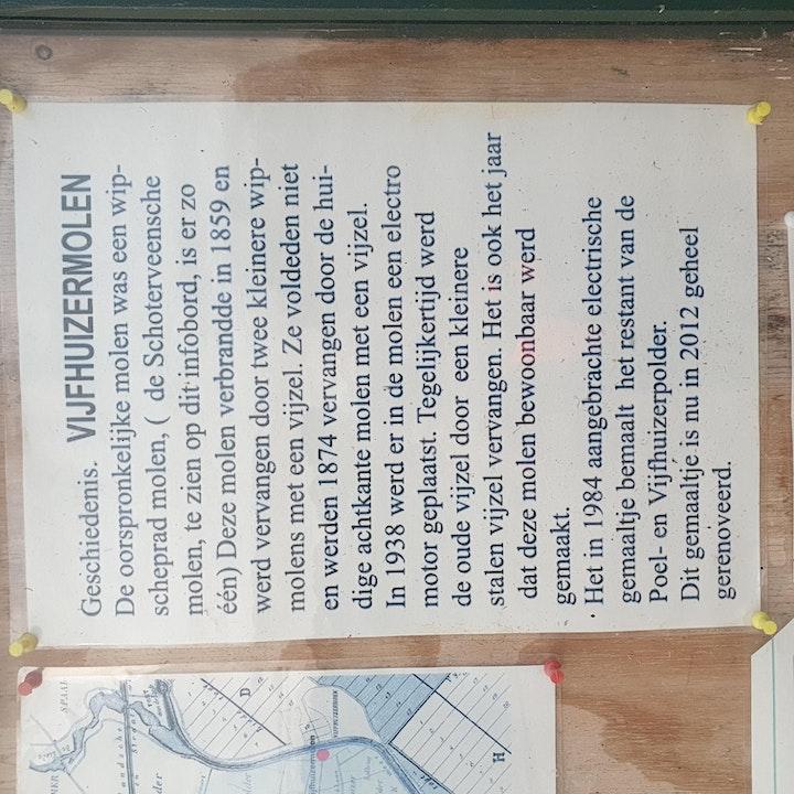 """Afbeelding van """"Klim over een hekje"""" wandeling - Schalkwijk 9/10"""