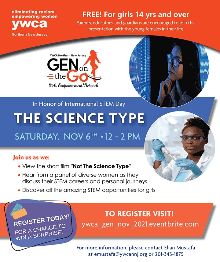 Girls Empowerment Network: The Science Type image