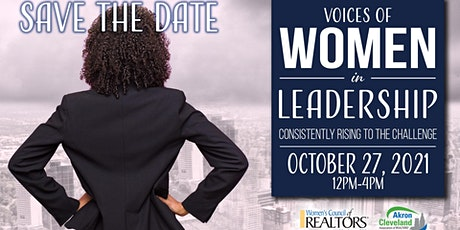 Voices of Women in Leadership tickets