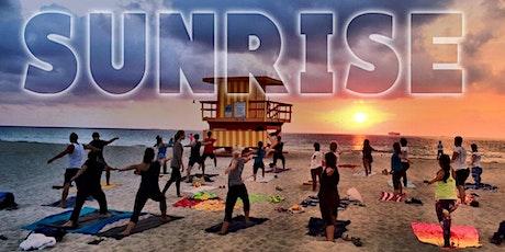 Morning Yoga & Meditation on the Beach tickets