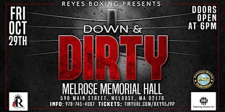 Down & Dirty tickets