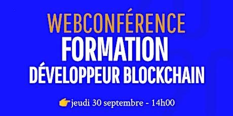 Webconférence - Découvrir les formations blockchain avec Alyra - 30 sept billets