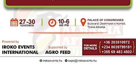 ALBANIA AFRICA SUMMIT tickets