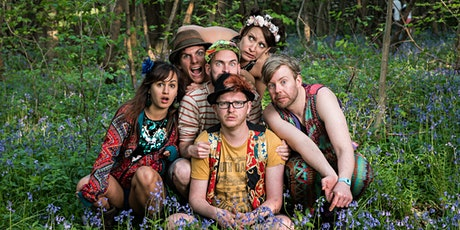 Mr Tea & the Minions + Yodelling sheep (DJ) at the Magic Garden tickets