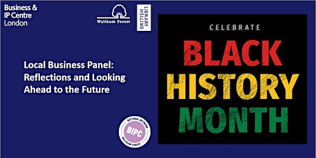 Business Panel in Celebration of Black History Month tickets