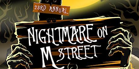 23rd Annual Nightmare On M Street Bar Crawl tickets