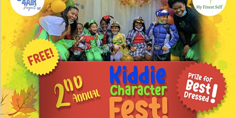 2nd Annual Kiddie Character Fest tickets