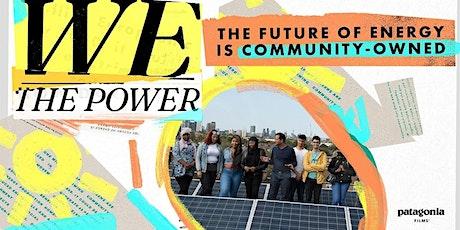 We the Ecopower - Antwerpen billets
