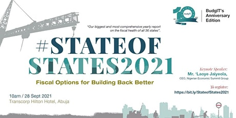 State of States 2021 tickets