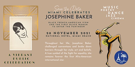 Miami Celebrates Josephine Baker tickets