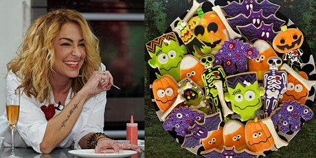 Halloween Boo Crew Cookie Decorating Spooktacular tickets