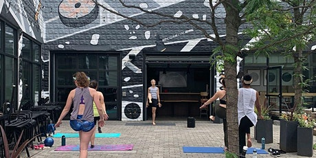 Pop-up barre3 class at Remnant Brewing tickets
