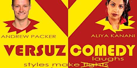 VERSUZ COMEDY show tickets