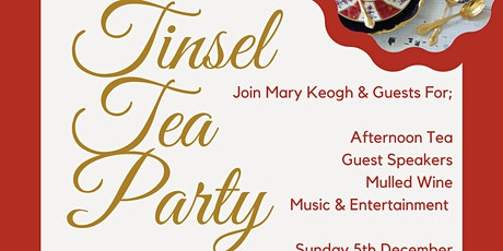 The Mary Keogh Tinsel & Tea Party tickets