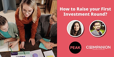 How to Raise your First Investment Round? tickets