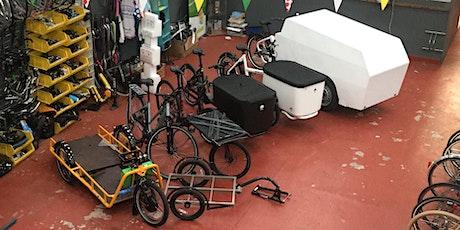 Glasgow Bike for Good Ecargo Bike Library Trial day tickets