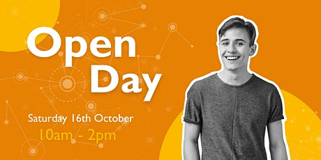 Dudley College Open Day - Saturday 16th October 2021 tickets