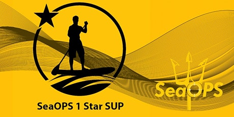 SeaOPS 1 Star Stand Up Paddling Certification tickets