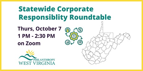 Statewide Corporate Responsibility Roundtable tickets