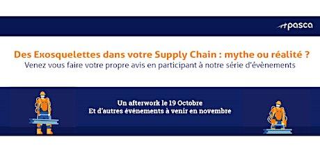 Exosquelettes au service de votre Supply Chain : mythe ou réalité billets