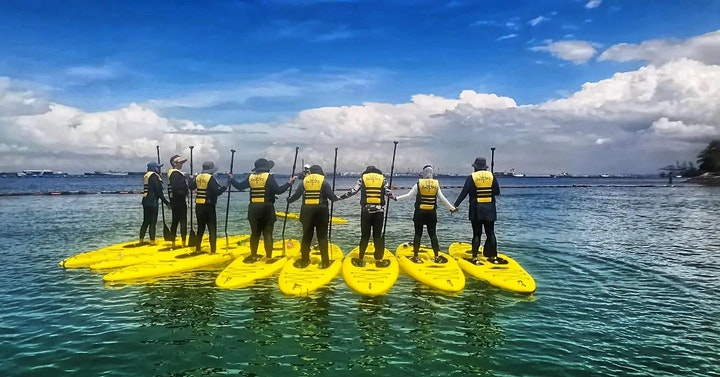 SeaOPS 1 Star Stand Up Paddling Certification image