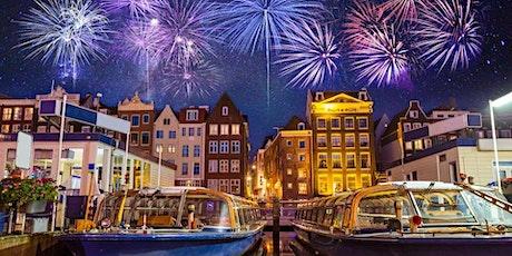 Nouvel An 2022 à Amsterdam billets