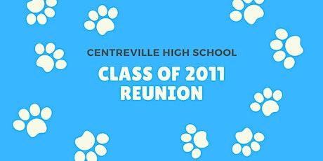 Centreville High School Class of 2011 Reunion tickets