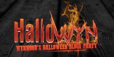 FREE HalloWYN 2021- Wynwood Halloween Block Party entradas