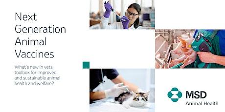 Next Generation Animal Vaccines tickets