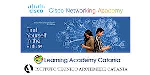 CISCO Net Academy - Incontro con Luca Lepore...