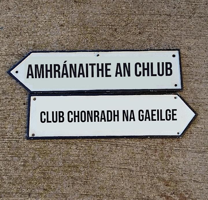 Amhránaithe an Chlub (Seisiún na Samhna) image