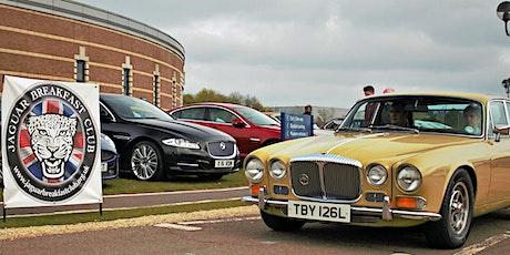 Vehicle Exhibitors: Jaguar Breakfast Meet - October 2021 tickets