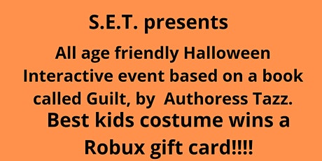 Halloween Book Interactive Event tickets