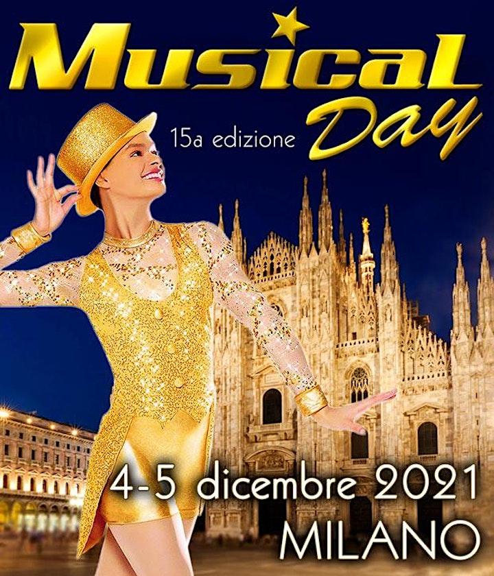 Immagine ⭐ MUSICAL DAY, 15a edizione ⭐