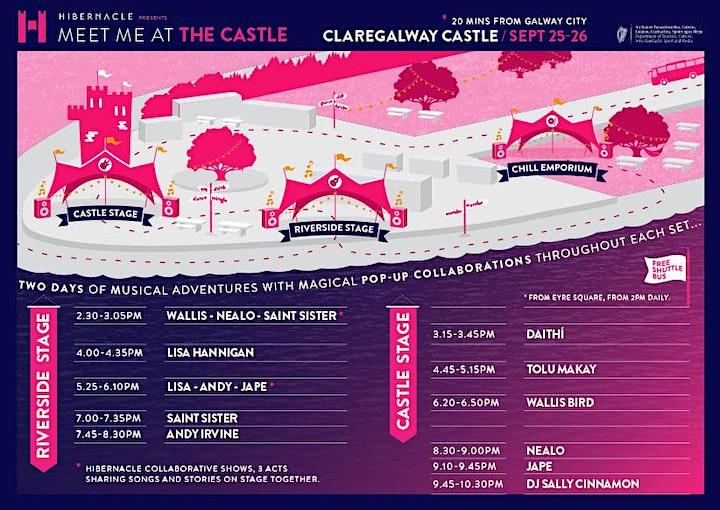 Hibernacle presents Meet Me At The Castle image