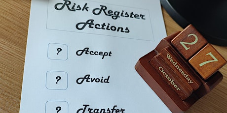 Managing Risk - Essentials for Voluntary Boards tickets