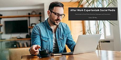 After Work Experten Talk - Meet Up Tickets