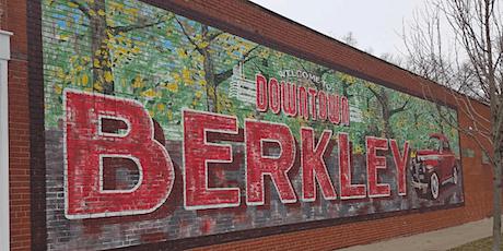 Metro City Walking Tour: Berkley tickets