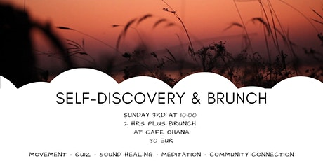 Self-Discovery & Brunch - Discover your Dosha - your healthy alignment Tickets