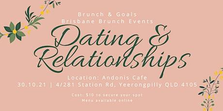 Brunch & Goals Events - Dating & Relationships tickets